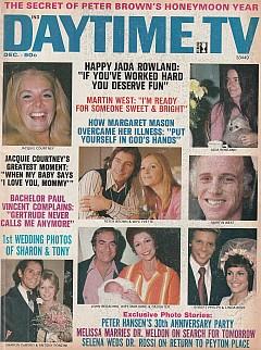 Daytime TV - December 1973