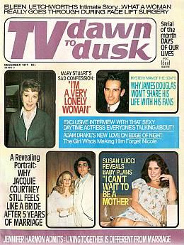 TV Dawn To Dusk December 1974