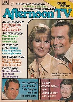 Afternoon TV December 1975