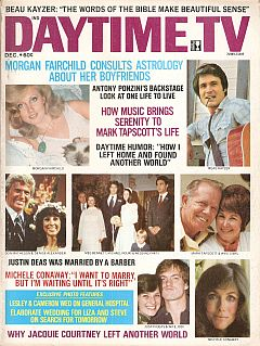 Daytime TV - December 1975