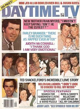 Daytime TV - December 1976