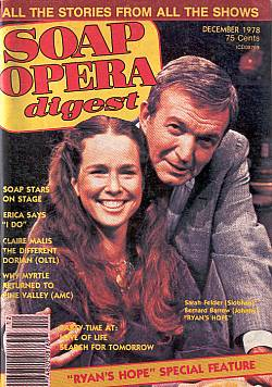 December 1978 issue of Soap Opera Digest