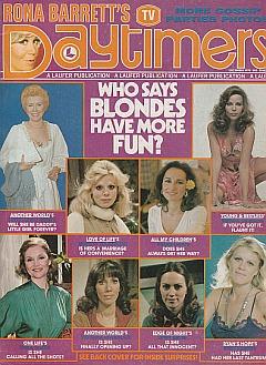 Rona Barrett's Daytimers December 1978