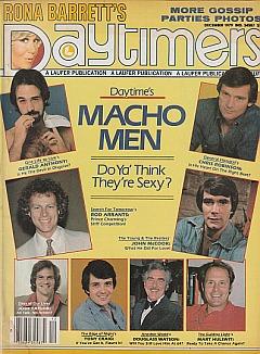 Rona Barrett's Daytimers December 1979