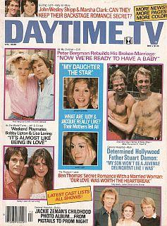 Daytime TV - December 1980