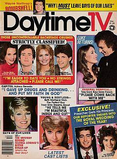Daytime TV - December 1984
