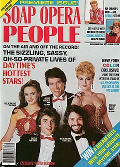 Soap Opera People December 1984