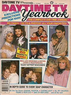 1985 Daytime TV Yearbook