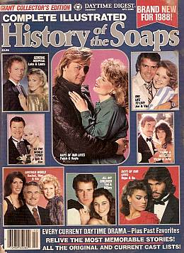 History Of The Soaps December 1988