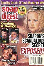 Soap Opera Digest Dec. 9, 2003