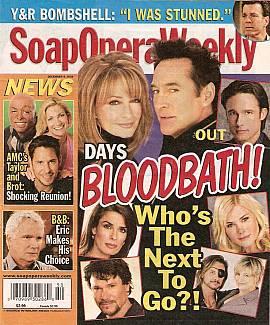 Soap Opera Weekly Dec. 9, 2008