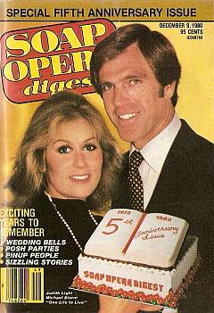 December 9, 1980 issue of Soap Opera Digest