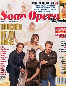 Soap Opera Magazine December 9, 1997
