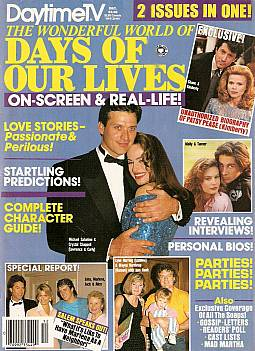Wonderful World of Days Of Our Lives - Dec 1992