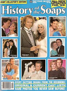 1993 History Of The Soaps