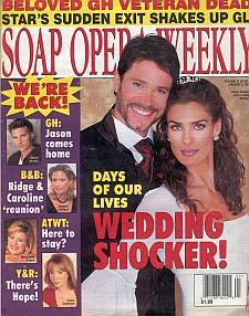 Soap Opera Weekly January 2, 2001