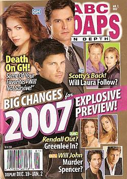 ABC Soaps In Depth January 2, 2007