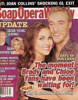 Soap Opera Weekly December 10, 2002