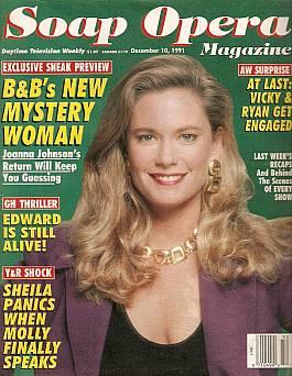 Soap Opera Magazine December 10, 1991