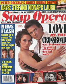 Soap Opera Magazine December 10, 1996
