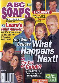 ABC Soaps In Depth December 11, 2001