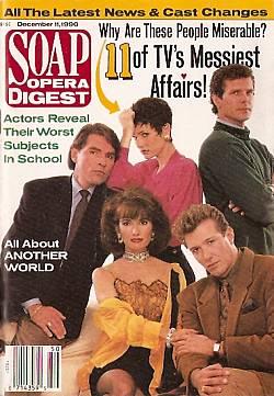 December 11, 1990 Soap Opera Digest