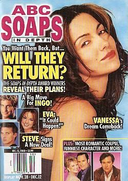 ABC Soaps In Depth December 12, 2000