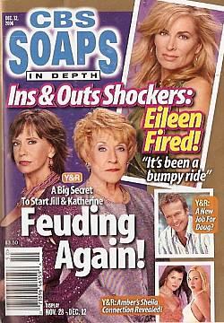 CBS Soaps In Depth December 12, 2006