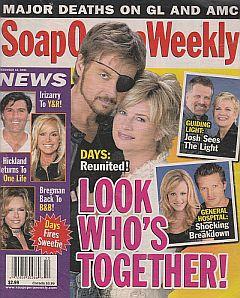 Soap Opera Weekly December 12, 2006