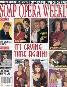 Soap Opera Weekly December 12, 1995