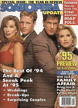 Soap Opera Update December 13, 1994