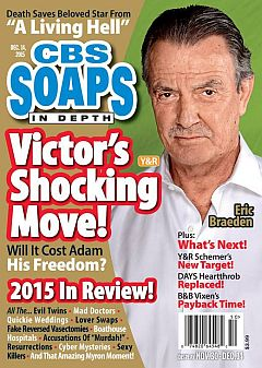 December 14, 2015 issue of CBS 