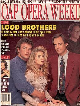 Soap Opera Weekly December 14, 1993