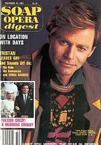 Soap Opera Digest December 15, 1987