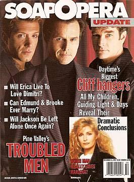 Soap Opera Update December 15, 1992