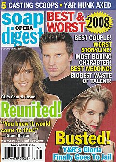 Soap Opera Digest December 16,2008
