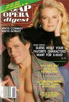 Soap Opera Digest December 16, 1986