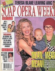 Soap Opera Weekly December 16, 1997