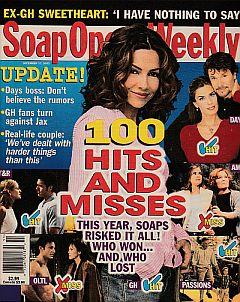 Soap Opera Weekly December 17, 2002