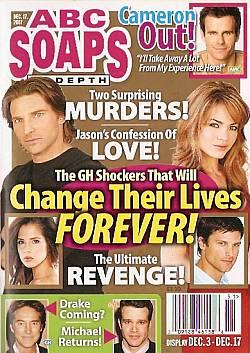 ABC Soaps In Depth December 17, 2007