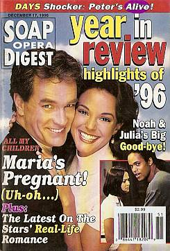 Soap Opera Digest - December 17, 1996