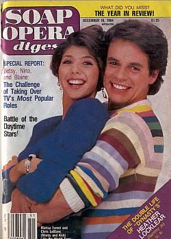 December 18, 1984 Soap Opera Digest