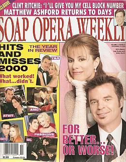 Soap Opera Weekly December 19, 2000