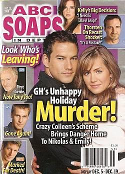 ABC Soaps In Depth December 19, 2006