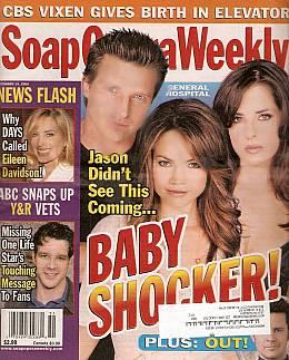 Soap Opera Weekly December 19, 2006