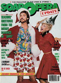 Soap Opera Update - December 19, 1988