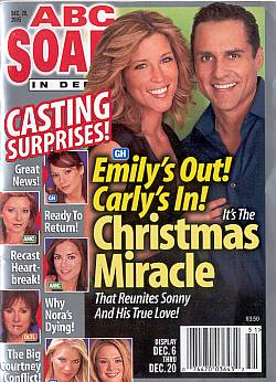 ABC Soaps In Depth December 20, 2005