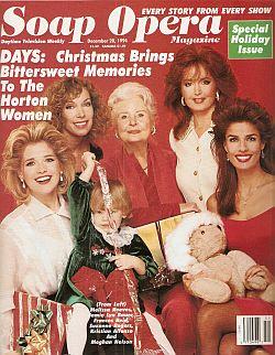 Soap Opera Magazine December 20, 1994