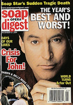 Soap Opera Digest Dec. 21, 2004