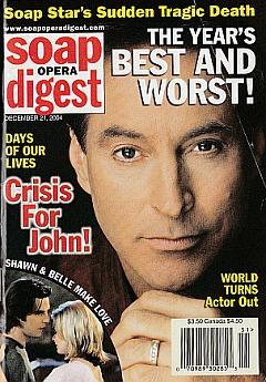 Soap Opera Digest Dec. 21, 2004